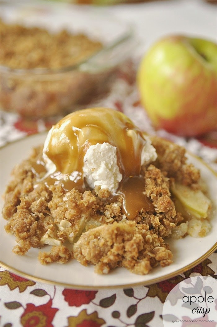 crisp apple crisp i i low sugar apple crisp for two 10 ways to use up ...