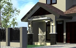 Design Ornament Teras Rumah