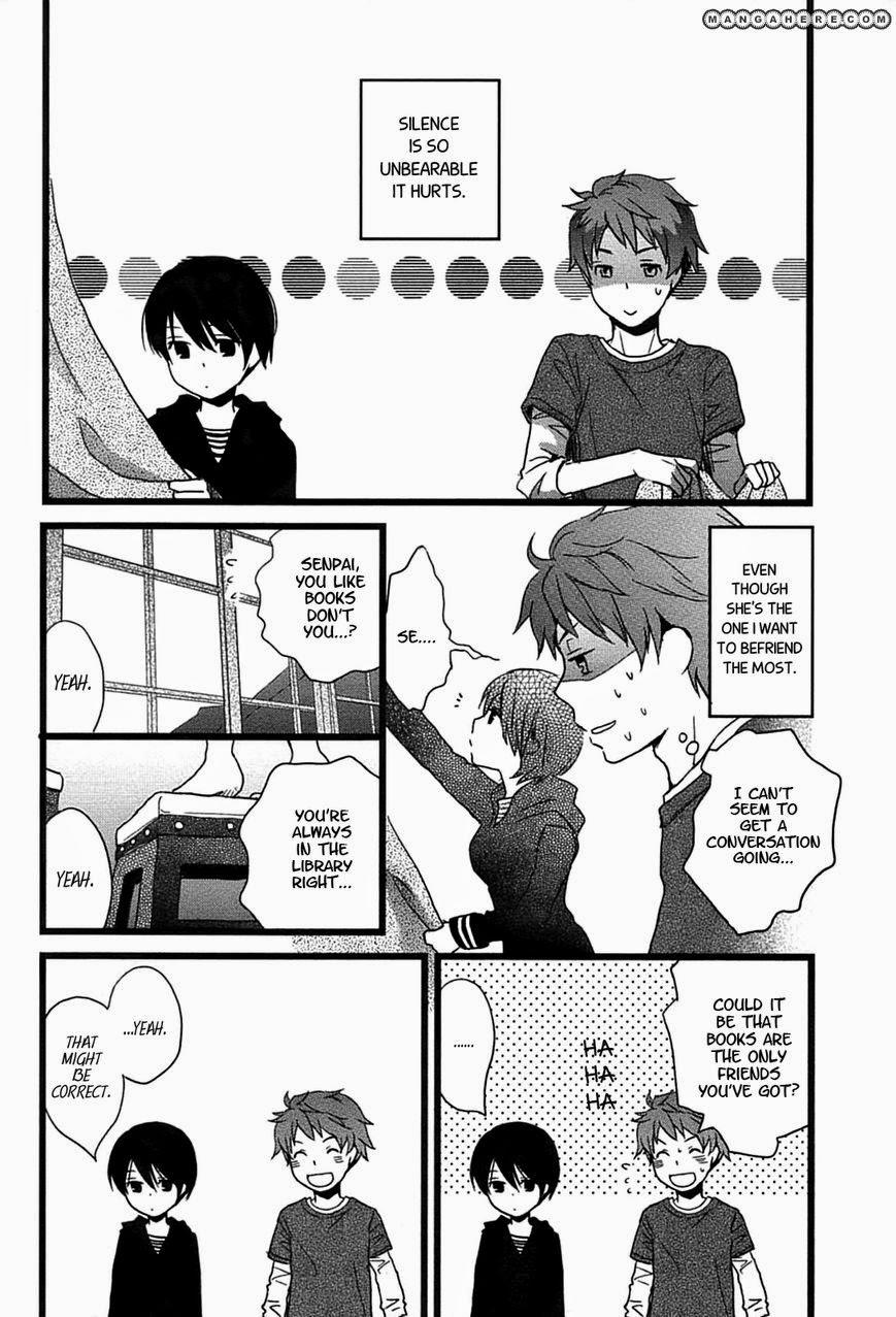 Older woman younger man relationships manga