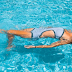 How  To Streamline the Body by Swimming