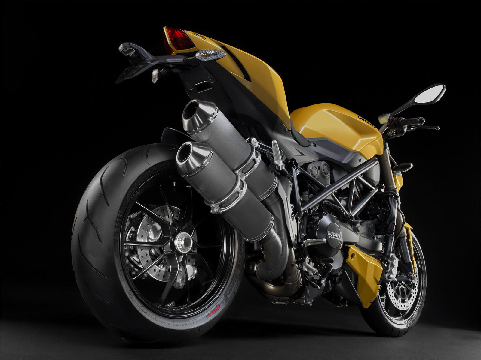 2012 ducati streetfighter 848 motorcycle wallpapers. Black Bedroom Furniture Sets. Home Design Ideas