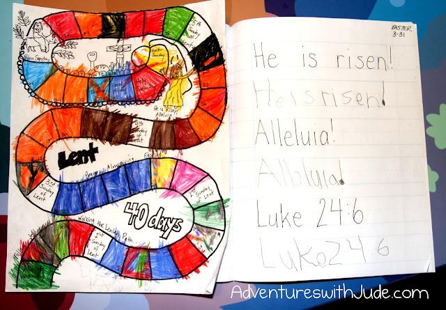 He is Risen!  Alleluia! Luke 24:6