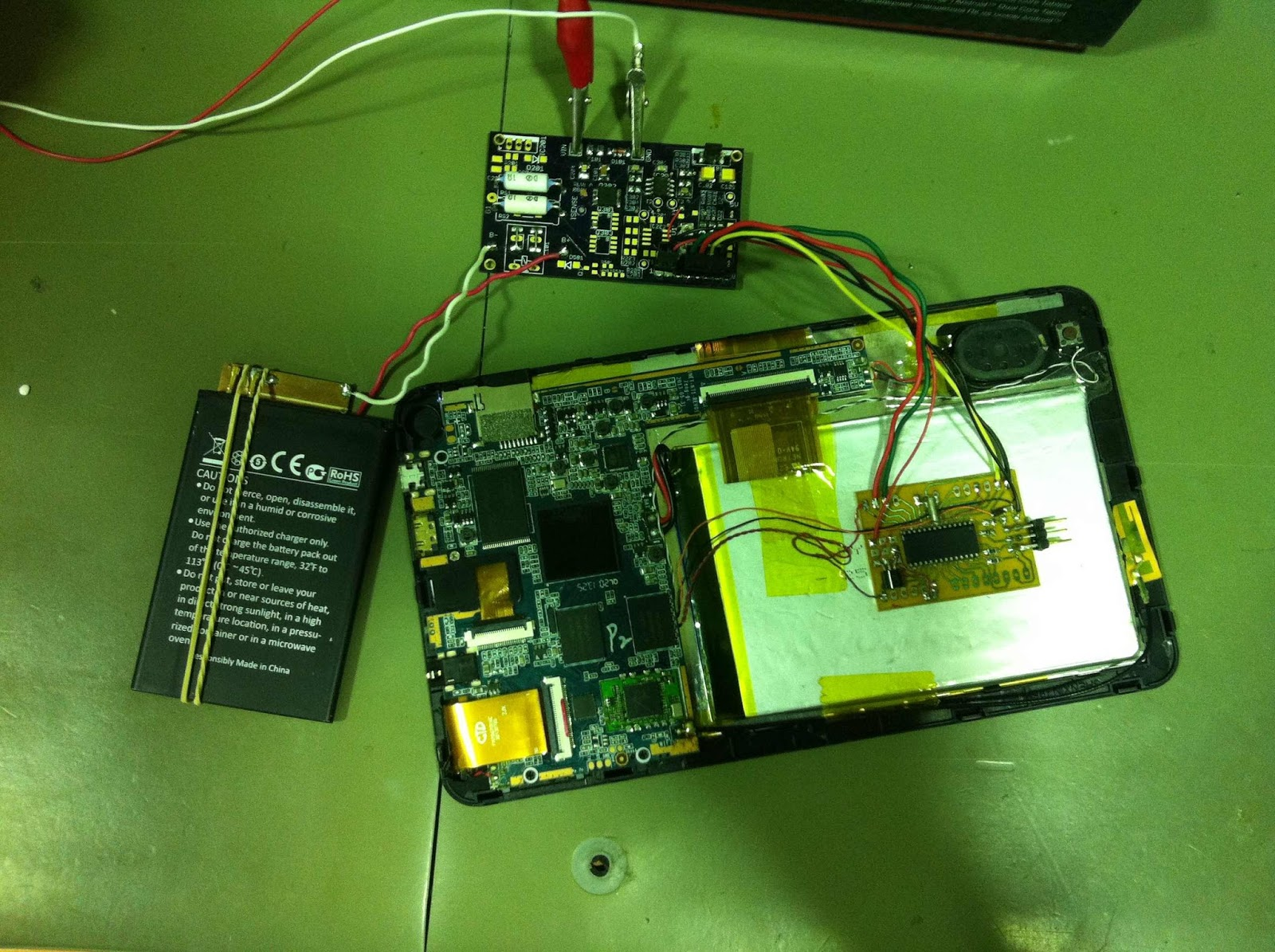 Electronic Stuff Pic16f73 Based Temperature Indicator And Controller Best Engineering