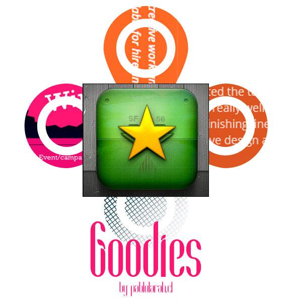 Goodies Roundup October 8 2012,Pablo Lara H Blog,pablolarah,freebies