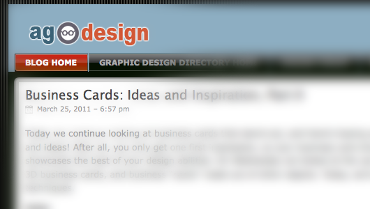 Graphic Design Blogs & Creative Inspiration Websites