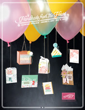 Stampin' Up! 2016 Occasions Mini (January 5 thru May 31, 2016)