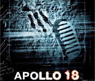 Apollo 18 Hollywood movie poster