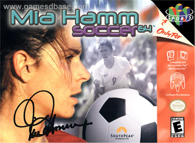 Mia Hamm Wallpapers-Club-Country