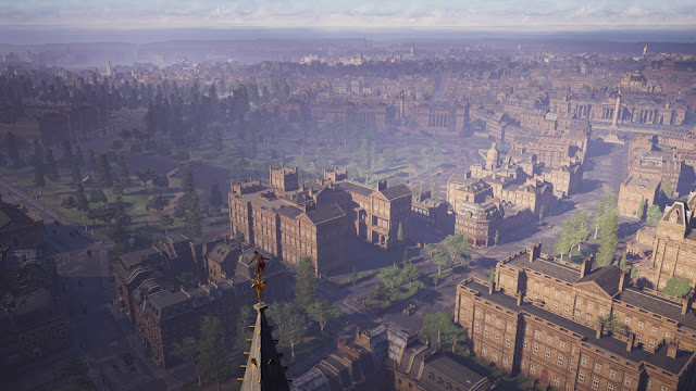 Assassin's Creed Syndicate london syncronise