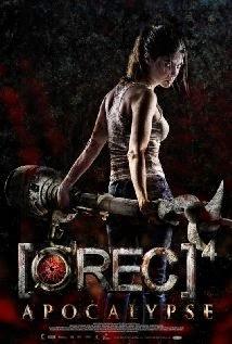 sinopsis film horor [REC] 4: Apocalypse