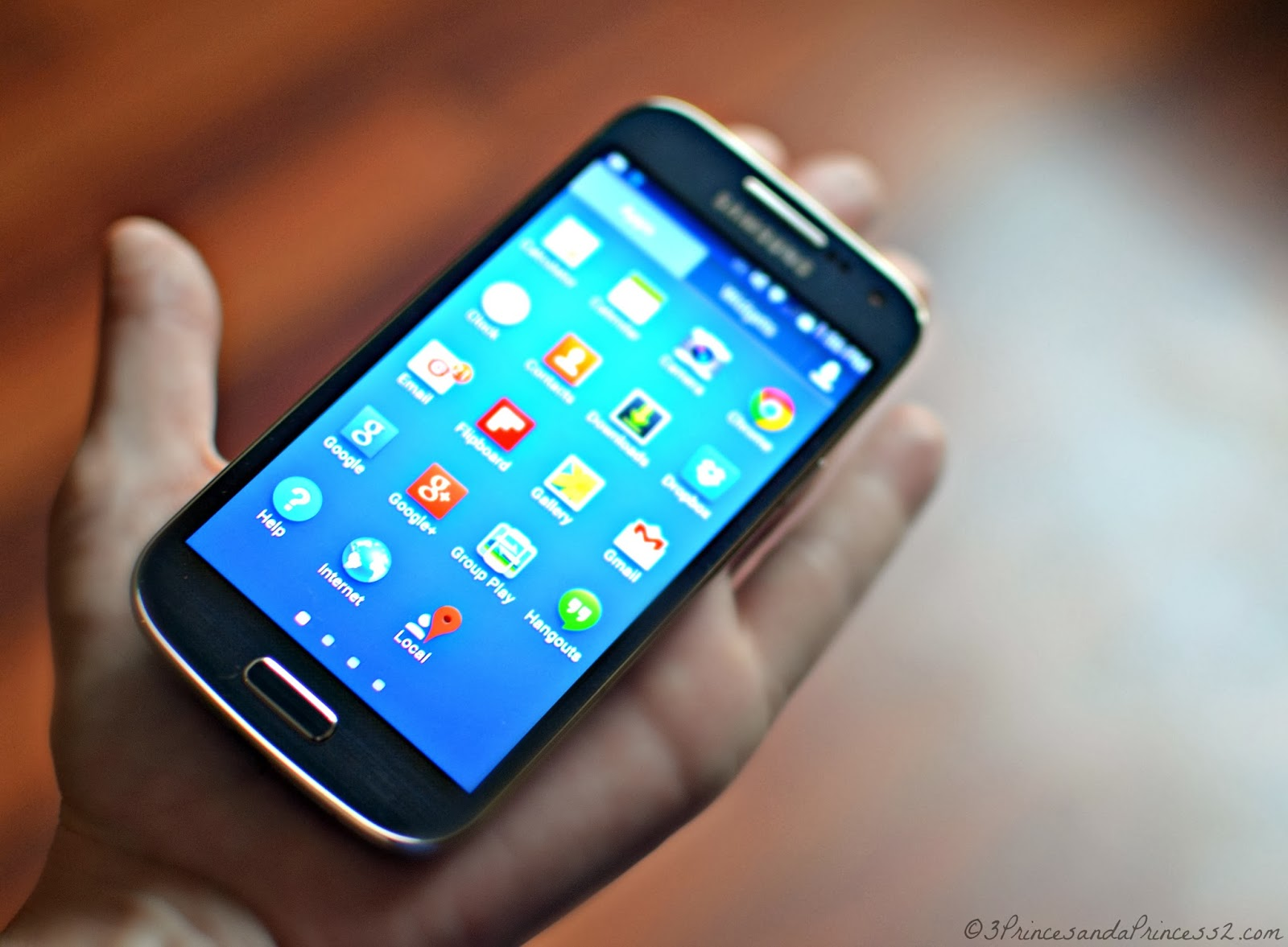 Samsung Galaxy S 4 mini Giveaway #SprintMom