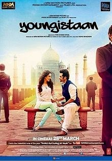 Youngistaan (2014) 3gp, MP4, AVI
