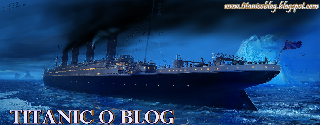 Titanic o blog