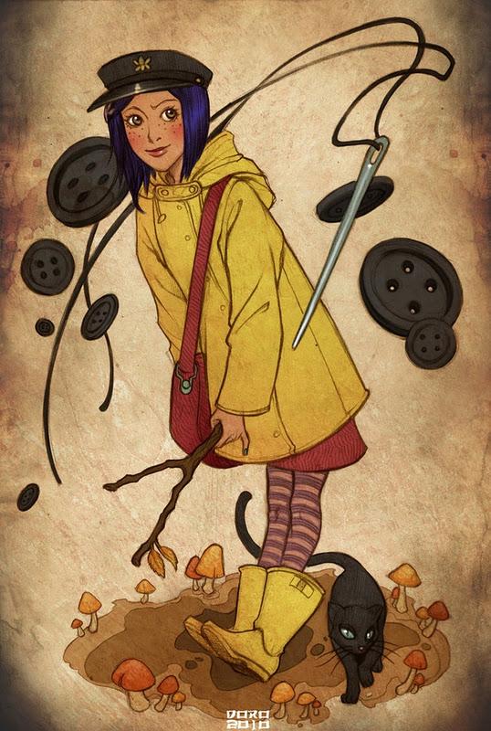 Personajes de dibujos animados en version adulta...