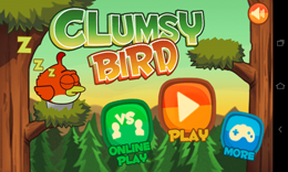 download game clumsy bird