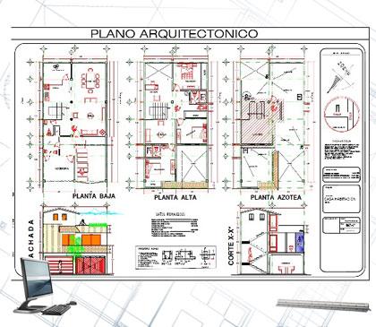 Artes visuales 8 b sico la merced elementos del lenguaje for Pie de plano arquitectonico pdf