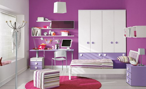 Outstanding Girls' Bedroom Paint Color Room Ideas 500 x 306 · 42 kB · jpeg