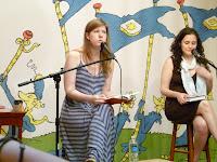 Maureen Johnson and Sarah Mlynowski