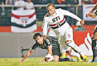 Sao Paulo resting key players!