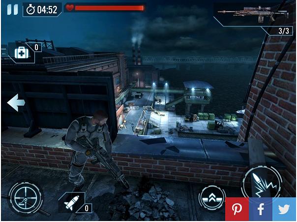 Contract Killer 3 Sniper v2.0.0 MOD APK