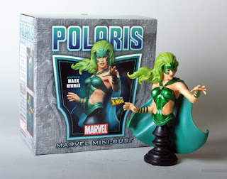 Polaris (Marvel Comics) Character Review - Bust Product 1