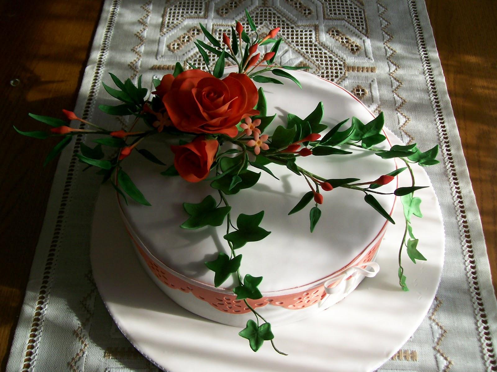 cake attack vienna rot orange zum 80 geburtstag. Black Bedroom Furniture Sets. Home Design Ideas