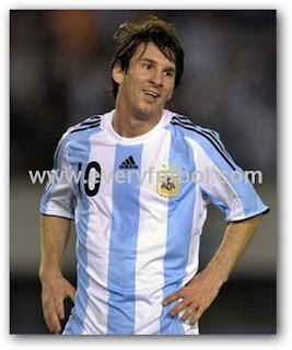 Messi Es El Indispensable De Argentina
