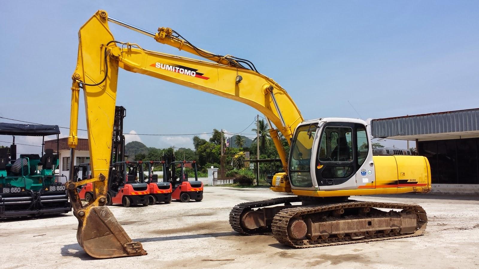 SSL Heavy Machinery Sdn. Bhd.