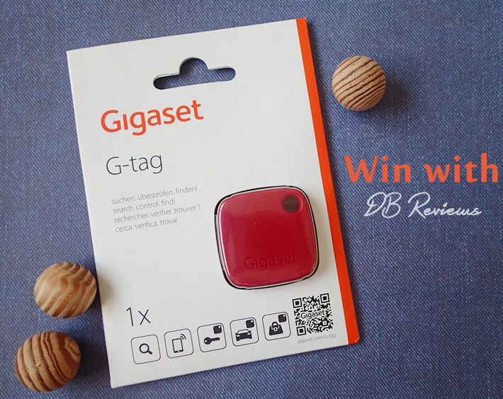 Win a Gigaset G-tag