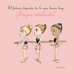 Si tu quieres aprender a bailar... nosotros podemos ayudar!! :)