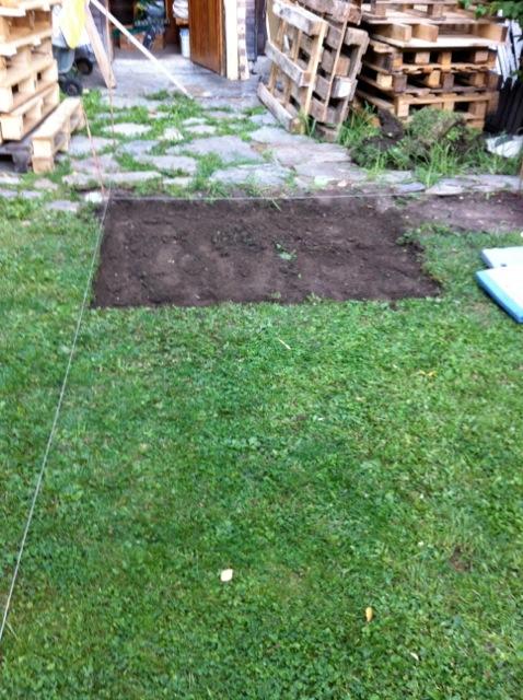 Gartenmobel Auflagen Test : StrickBlume s  Hochbeete aus Paletten, Anleitung