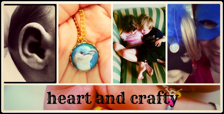 Heart and Crafty