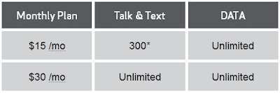 verizon prepaid cell phone plans