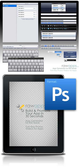 tableta grafica en PSD photoshop
