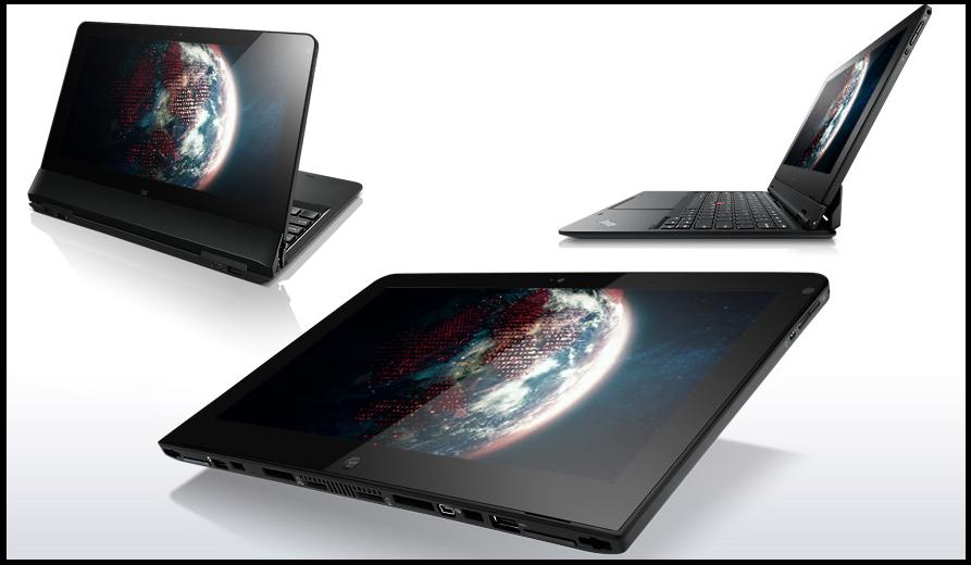 Ulasan Kelebihan Feature Lenovo ThinkPad Helix