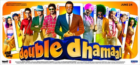 Double Dhamaal movie Trailer and Movie Information