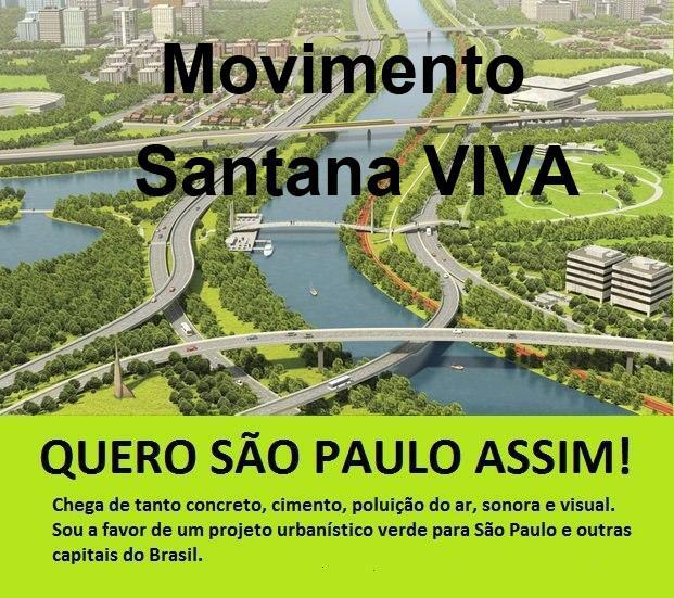 Movimento Santana VIVA