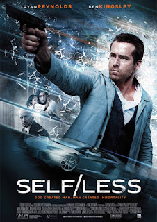 Selfless 2015 Hindi Dual Audio Bluray 170Mb hevc