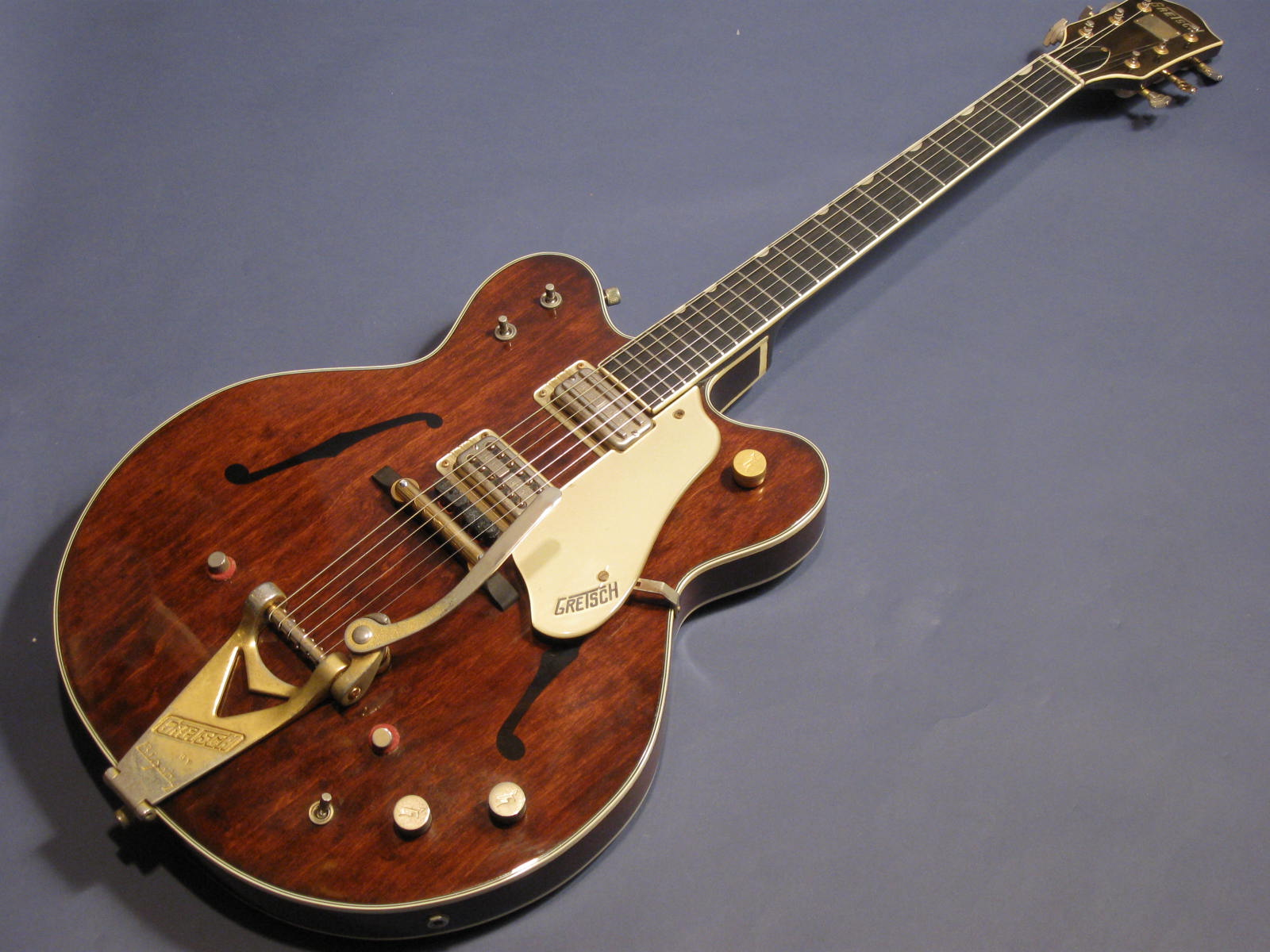 Vintage gretsch country gentleman