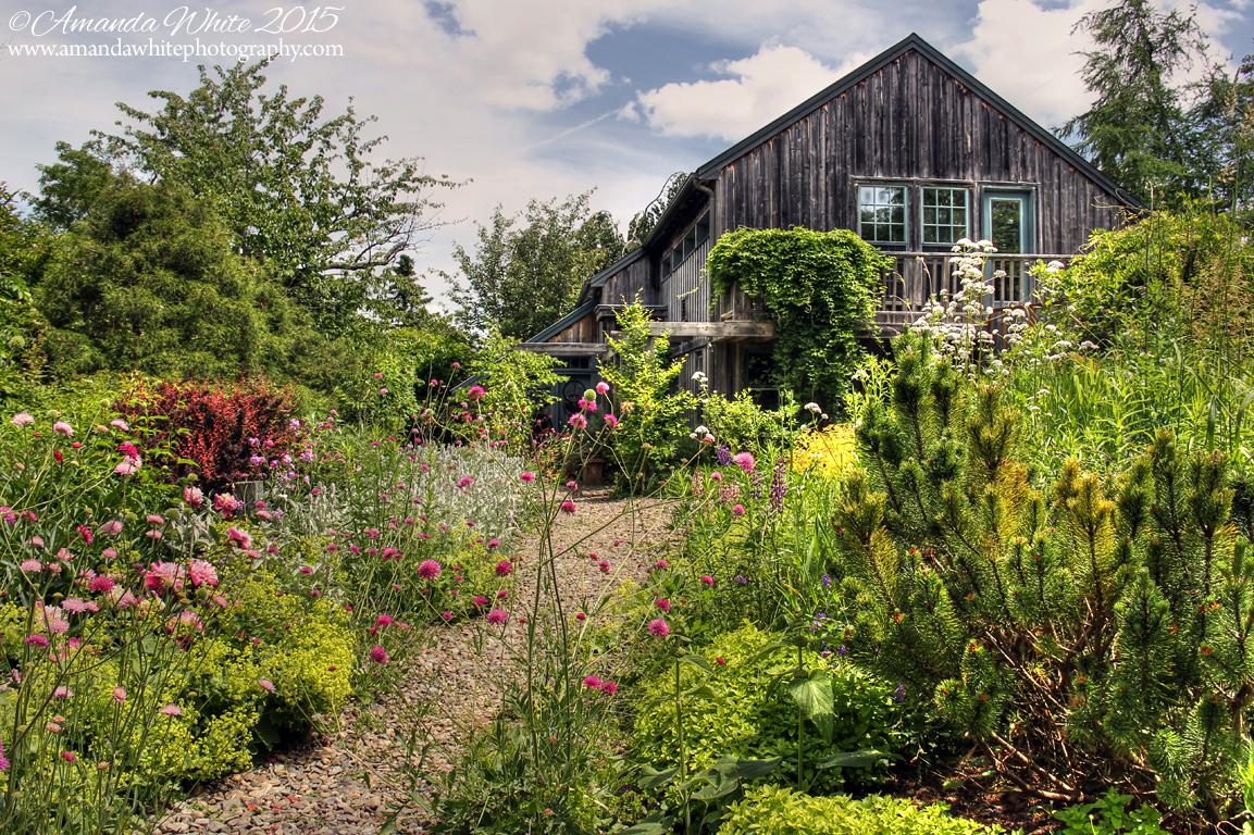 Tangled Garden Nova Scotia Garden Ftempo