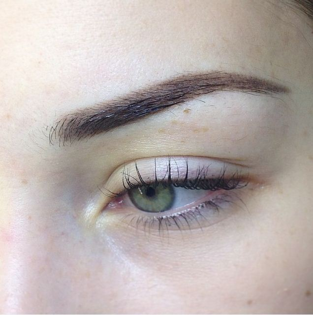 Cosmetic Eyebrow Tattoo For Women