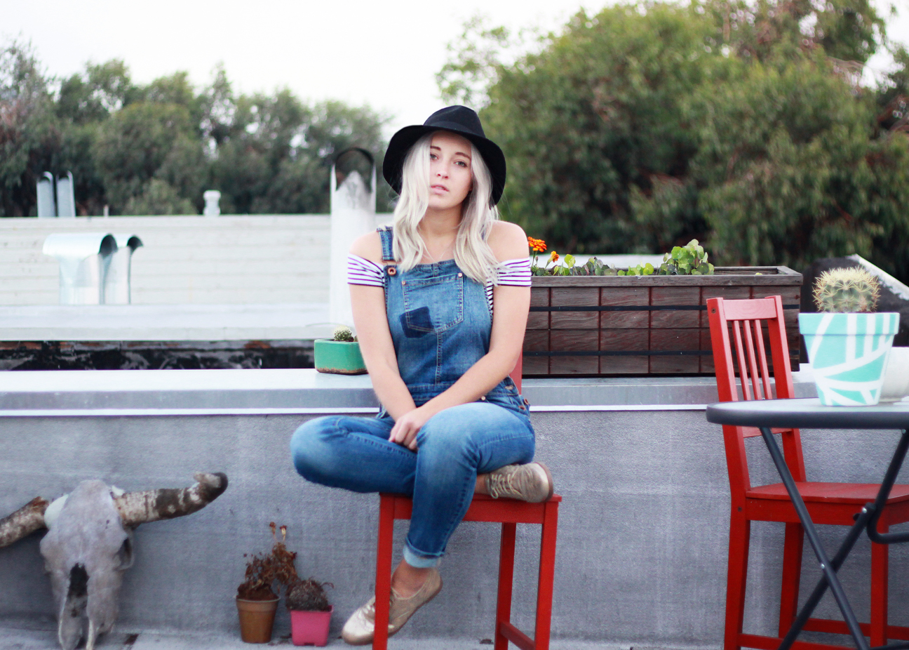 Transitional fall style by Bryn Newman of Stone Fox Style