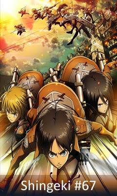 Leer Shingeki no Kyojin Manga 67 Online Gratis HQ