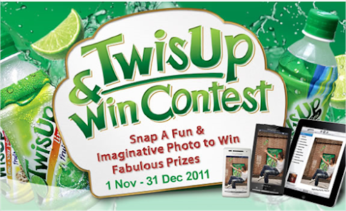 'TwisUp & Win' Photo Contest