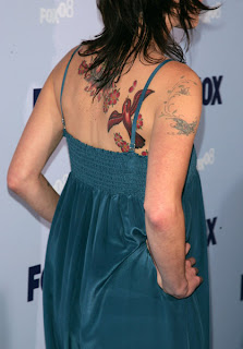 Girl Back Tattoo Designs Ideas
