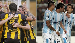 Guarani vs Racing Club, Copa Libertadores