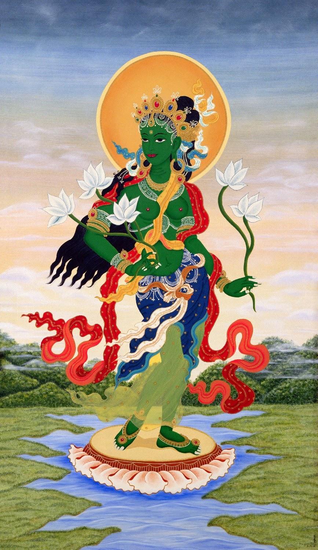 the shambhala anthology of