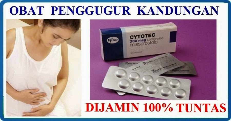 Kandungan Obat Cytotec