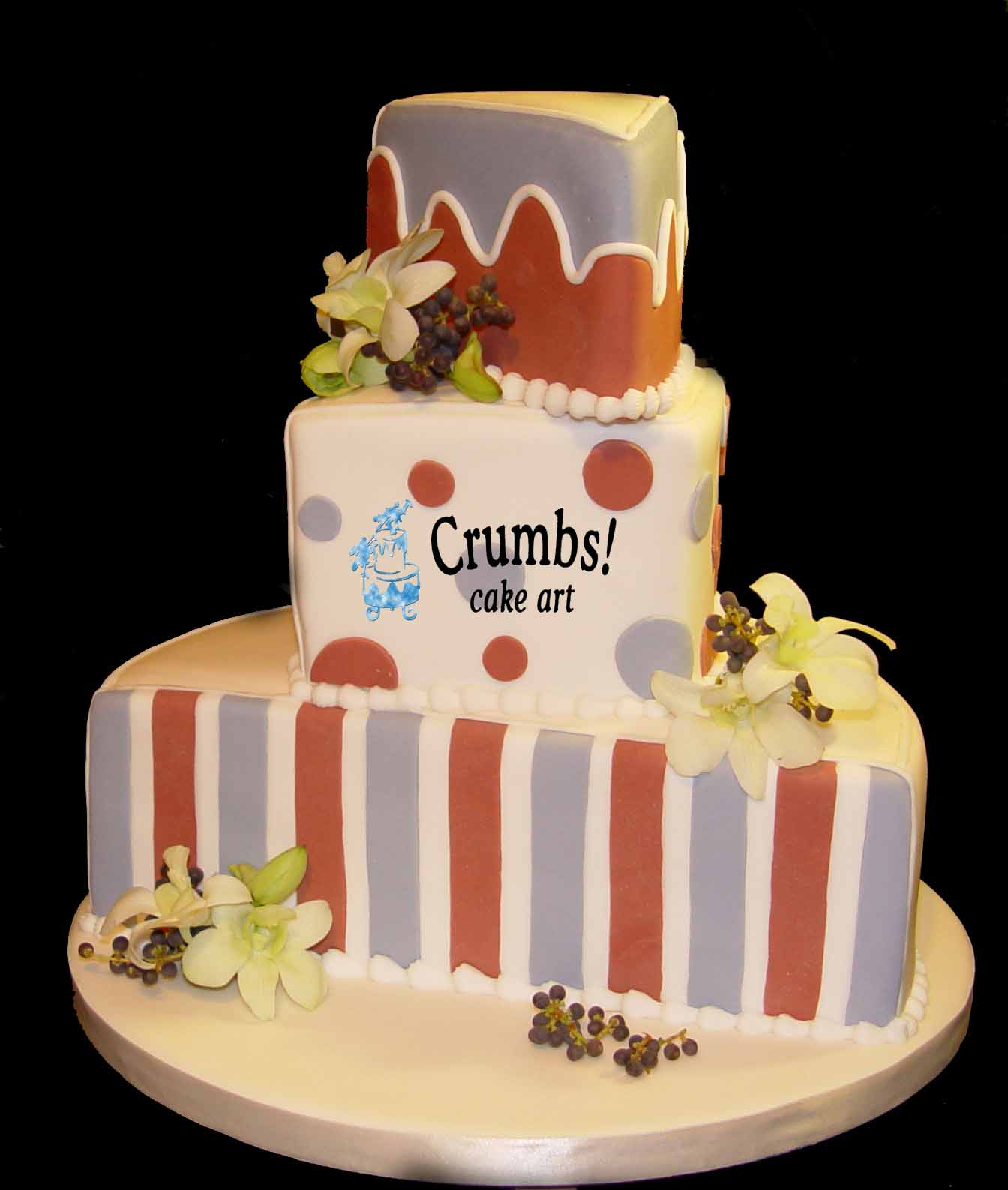 Artistic Cake Design Classes : Things Festive Wedding Blog Amazing Pink Wedding Cakes ...