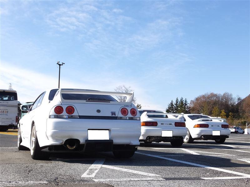 Nissan Skyline R33 & Toyota MR2 W20, popularne sportowe samochody, ciekawe